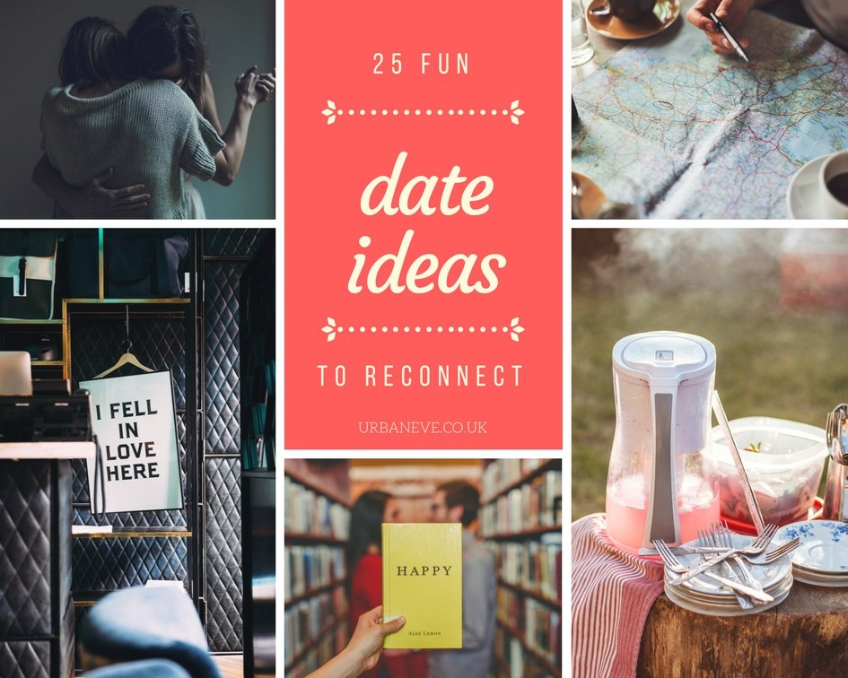Spending quality time with the person you love is essential to keep any relationship going in the long term. These date ideas will help you reconnect..
